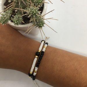 Host Pick! Handmade Beaded Friendship Bracelet Set